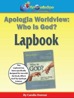 Apologia Who Is God? Lapbook - Knowledge Box Central |  | All Lapbooks | Apologia & Fulbright Products | Bible & CharacterCurrClick