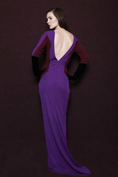 Curvy Goddess Gown | #EcoFashion | David Peck Collection