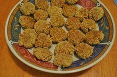 "Mike's ""Snackable Tarahumara Pinole"" Recipe"