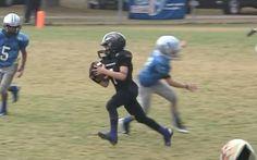 Josh Manfred 10 Year Old Quarterback 2012 Houston Texas from ...