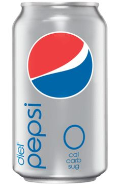 Some people start their day with coffee, I like a diet pepsi!