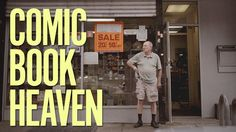Comic Book Heaven is a short documentary that tells the story of Joe Leisner, owner of the comic book store Comic Book Heaven located in Sunnyside, Queens NY.    www.CBHmovie.com  TRT:  12:00  Director:  E.J. McLeavey-Fisher Editor:  Ethan Simmons Producers:  Tom Maiorino, E.J. McLeavey-Fisher, Ethan Simmons Cinematographer:  E.J. McLeavey-Fisher Additional Camera:  Nathan Lynch Post Producer:  Tom Maiorino Sound Engineer:  Dave Huston Colorist: Colin Travers Comic Book Expert: ...