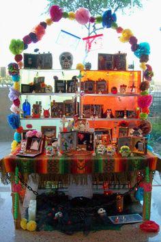2011 staff altar