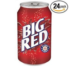 Big Red Soda  val-day fam dinner ideas