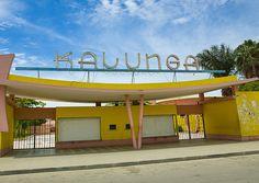 Kalunga, An Old Art Deco Cinema Theater, Benguela, Angola