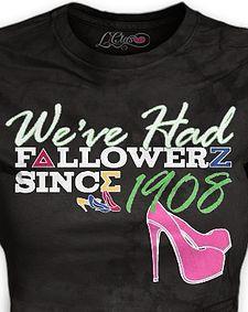 Alpha Kappa Alpha t-shirt