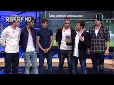 One Direction en 'El Hormiguero' (4/4)