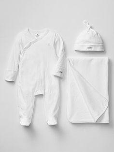Baby Gap Kimono One-Piece Set