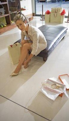 tips for wearing heels