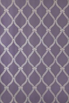 Farrow & Ball - Crivelli Trellis Wallpaper - traditional - wallpaper - Farrow & Ball - Entryway