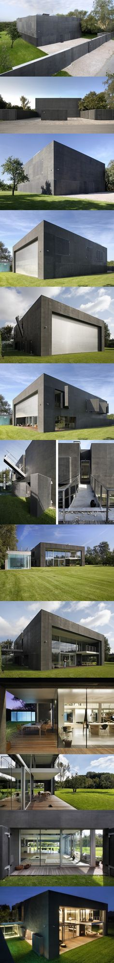 House for the Zombie Apocalypse - Because Locking The Front Door Is Too Mainstream