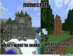 minecraft memes | Minecraft Building