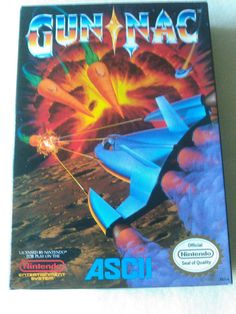 Gun-Nac  (Nintendo, 1991)