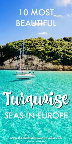 Is your idea of paradise soft white sand beaches and clear blue waters? You don't need to go all the way to the Caribbean. There are plenty of paradise beaches in Europe. Here are our top 10 best beaches in the Mediterranean for heavenly crystal clear turquoise seas. #beaches #europe #mediterranean