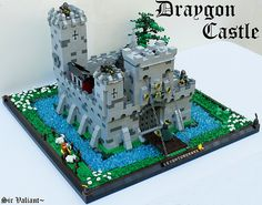 CCCXII - Draygon Castle (Main) | Flickr - Photo Sharing!