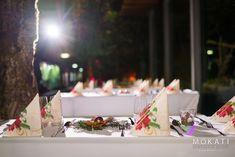gedeckter Tisch für Ihre Veranstaltung im Tierpark Hellabrunn