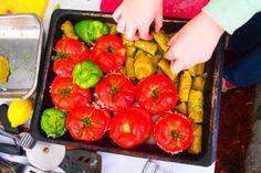 Griechische Kochkurse auf Kreta Griechenland