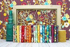 Indie Fabric Bundles - I really love this!