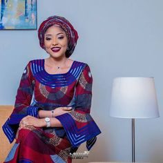 Hausa Novel: Rayuwar Najwa ( By Ummu Basheer ) African Dresses For Women, African Print Dresses, Latest African Fashion Dresses, African Attire, African Wear, African Women, Ankara Fashion, African Prints, African Style