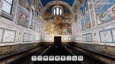 Cappella degli Scrovegni a Padova: visita virtuale in HD