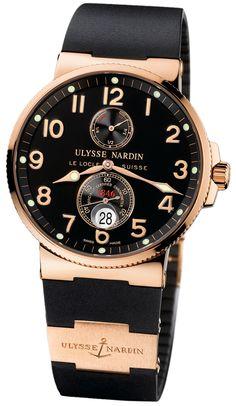 Ulysse Nardin Maxi Marine Chronometer 266-66-3/62