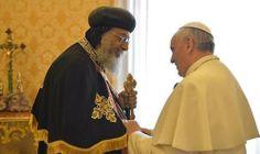 PROFECIAS Y REVELACIONES -  ULTIMOS TIEMPOS: El Papa copto ortodoxo quiere unificar la Pascua c...