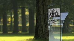 digital signage in other step