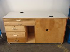Double Sided Science Lab Student Tables - Listing # 1418