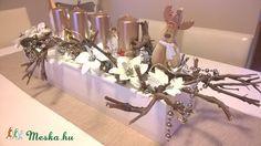 Adventi asztaldísz (Rendzso) - Meska.hu