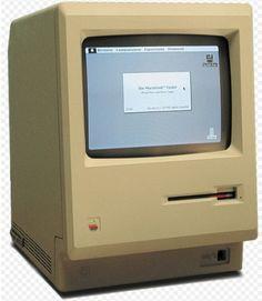 1984 – Macintosh 128K. Primer ordenador Macintosh y primero de éxito con GUI