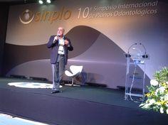 Evento com o #Palestrante e #Empreendedor , #RicardoSayon , para o Sinplo...  Mais um cliente satisfeito com a #PrismaPalestras !!  www.prismapalestras.com