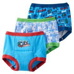 Toddler Boy Thomas & Friends 3-pk. Training Pants, Multicolor
