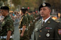 Serbian military police