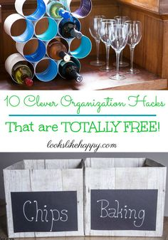 Get Organized for FR