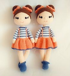 Crochet Teddy Bear Pattern, Crochet Doll Pattern, Crochet Motif, Crochet Dolls, Free Crochet, Crochet Patterns, Crochet Tutorials, Amigurumi Doll, Amigurumi Patterns