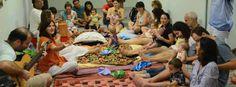 Uma proposta de música interativa para bebês e cia! As Cirandinhas são atividades voltadas exclusivamente para bebês e que têm como objetivos o desenvolvimento e a socialização das crianças. Em [...]