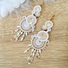 Handmade Jewelry, Unique, Earrings, Stud Earrings, Ear Rings, Diy Jewelry, Ear Piercings, Hand Print Ornament, Pierced Earrings