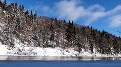 Parc naturel de la Jacques Cartier : c'est aussi beau en hiver ! Québec