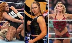 Ronda Rousey, Becky Lynch and Charlotte Flair react to WrestleMania main event revelation - sports popular NEWS Charlotte Flair, Paige Video, Wrestlemania 35, Popular News, Nikki Bella, Becky Lynch, Ronda Rousey, Wwe, Champion