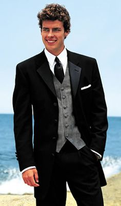 I'm a prom rep; check out this cool prom tux rental from Men's ...