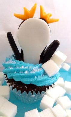 Penguin Cupcakes 2