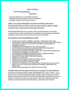 Sample Resume College Football Coach Sle With Hockey Exle Cover Letter