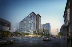 contemporary mid rise office - Google Search