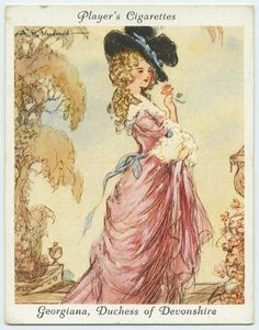 The Duchess of Devonshire's Gossip Guide to the Century: Georgie, Vicky, and their Overbearing Mothers Georgiana Duchess Of Devonshire, Duchess Georgiana, Georgiana Cavendish, Oui Oui, Cool Posters, Marie Antoinette, Find Art, 18th Century, Giclee Print