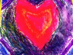 Jim Dine Heart Visual Aid