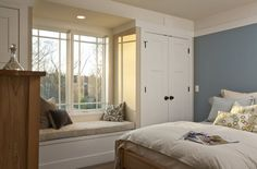 5 Astounding Unique Ideas: Bedroom Remodel On A Budget Coffee Tables attic bedroom remodel low ceilings.Guest Bedroom Remodel Kitchens small bedroom remodel before and after.Small Bedroom Remodel Tips. Bedroom Closet Design, Master Bedroom Closet, Bedroom Wardrobe, Home Decor Bedroom, Diy Bedroom, Bedroom Closets, Bedroom Window Design, Bedroom Alcove, Master Bath
