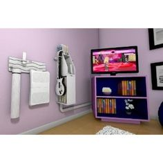 This would be a great storage system for all our Wii games and accessories!