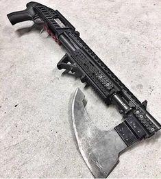 USA Gun Shop - The Best Handguns, Rifles, Shotguns and Ammo online Zombie Apocalypse Weapons, Apocalypse Survival, Zombie Guns, Weapons Guns, Guns And Ammo, Armas Ninja, Custom Guns, Weapon Concept Art, Cool Guns