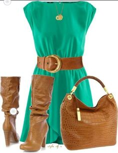 This is a really cute outfit.