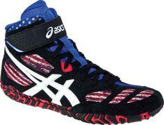 asics most popular wrestling shoes